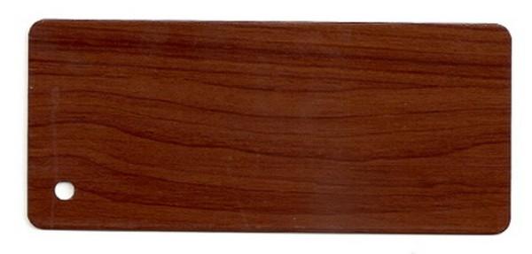 อลูมิเนียมลายไม้ (เชอรี่)