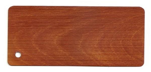 อลูมิเนียมลายไม้ (สักทอง)