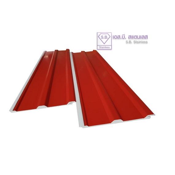 หลังคาไวนิลสีแดง รุ่น G25